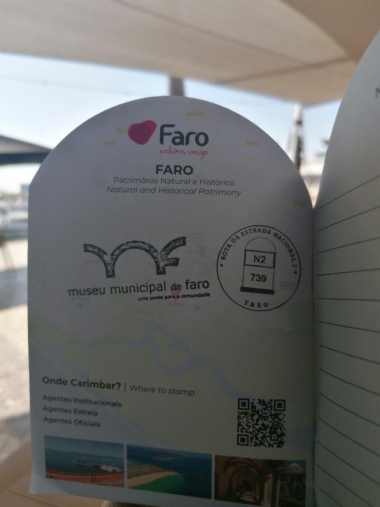Faro - Rota N2 - Estrada nacional 2