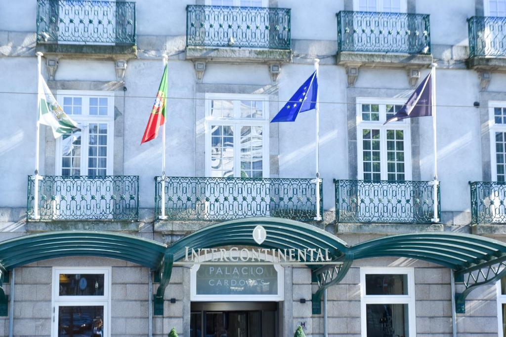 Intercontinental Porto - Palacio das Cardosas, an IHG Hotel 5*