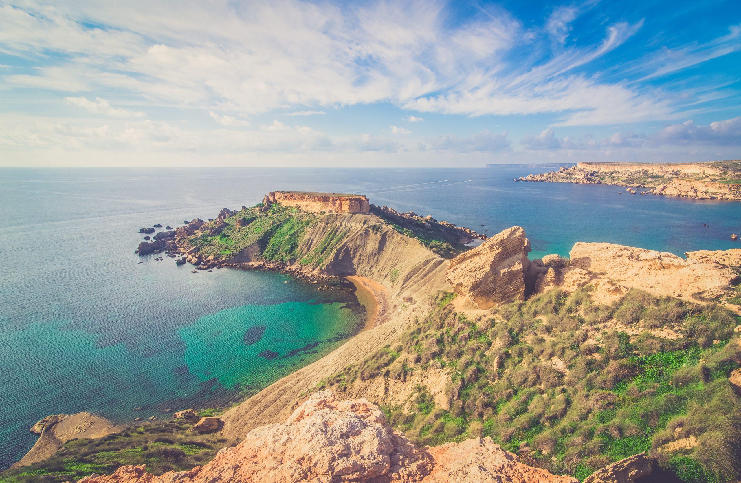 Voo - Porto - Malta